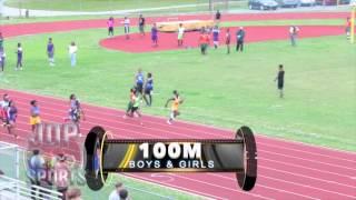 Middle School Track (Baton Rouge, La) @ Scotlandville High School