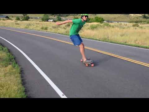 PANTHEON LONGBOARDS – 2017 Genesis Review