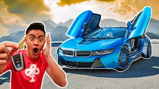 BUYING MY DREAM CAR **SUPERCAR**