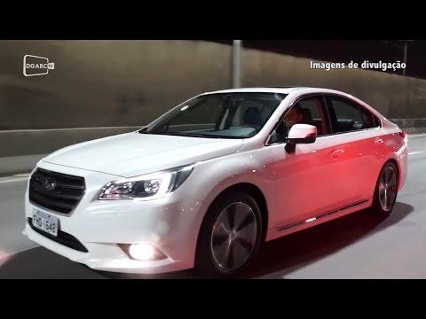 Subaru Legacy e Subaru Outback integram novidades automotivas