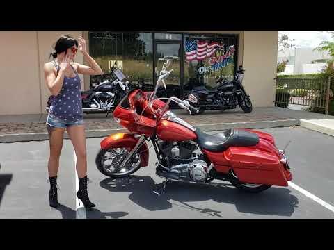 2013 Harley-Davidson Road Glide® Custom in Temecula, California - Video 1