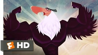 Angry Birds   The Legend Of Mighty Eagle Scene (510) | Movieclips