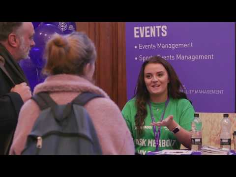 Leeds Beckett Open Days