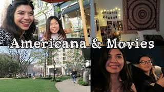 The Americana, Clean Apartment, & Movies!   2-26-16