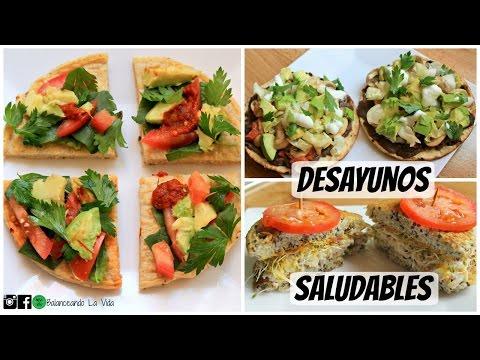 ¿Desayunas Salado? 3 Grandes Ideas