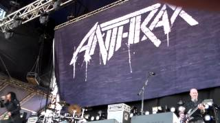 Anthrax   TNT ACDC Malcolm Young Dedication   LIVE   Memphis in May 2014