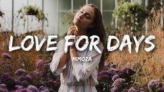 Mimoza   Love For Days (Lyrics)