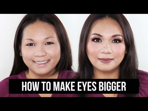 Eyeshadow Makeup for HOODED EYES | Raiza Contawi