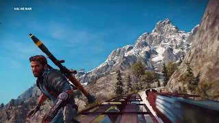 Just Cause 3 Part 2 Game Play Finish Province Find Hidden Missions PS4 Game PLay