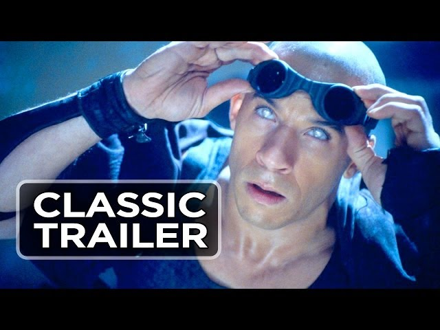 The Chronicles Of Riddick Official Trailer #1