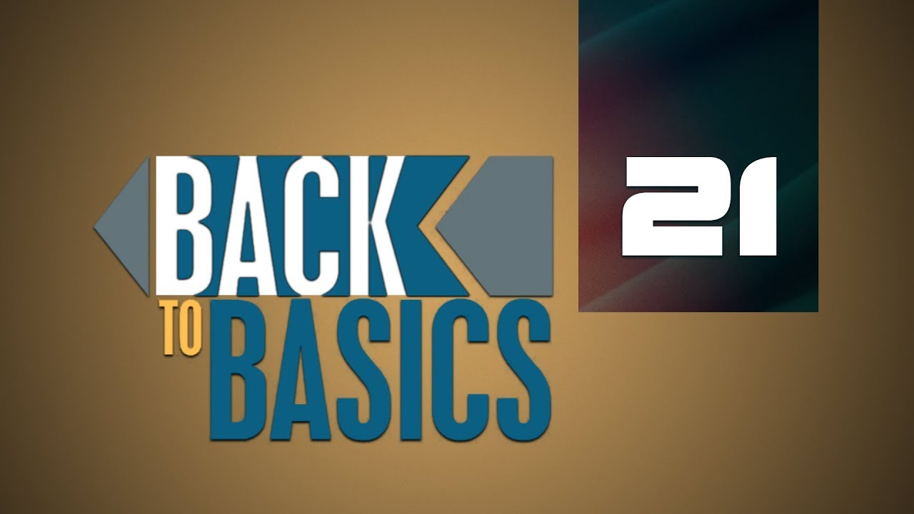 Back to Basics | Building Our Worldview Part 6
