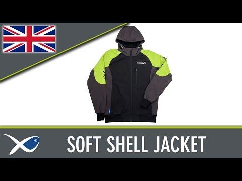 Matrix Soft Shell Fleece Kabát videó