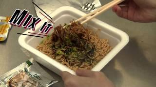 Ippei-chan Yakisoba Japanese Style Instant Noodles Commercial (Instant Fried Noodle)