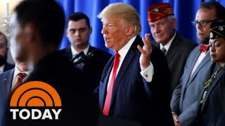 President Donald Trump Under Fire For Blaming Charlottesville Violence On 'Many Sides' | TODAY