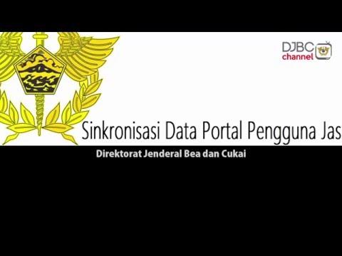 Sinkronisasi Data Portal Pengguna Jasa
