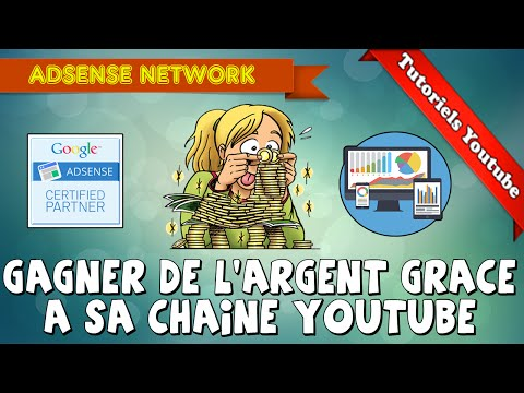 comment gagner sur youtube
