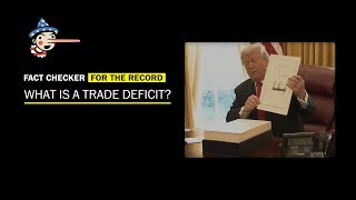 What is a trade deficit, anyway?
