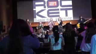 Renegade-Cimorelli LIVE at YouTube Space LA