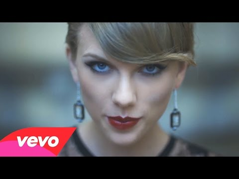 Taylor Swift - Blank Space Official Video Makeup Tutorial