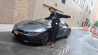 Barbie Pink Bmw I8 Video Video Smotrite