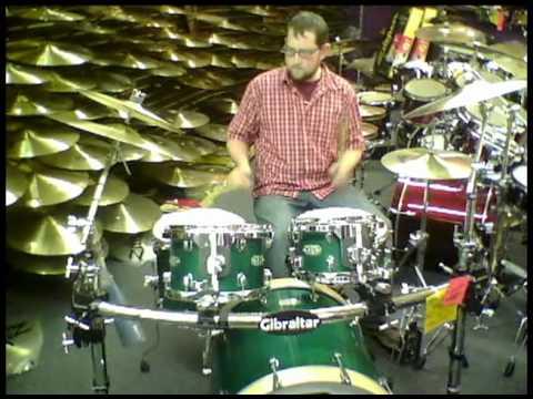 Milano Music - TJS Custom Drums