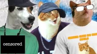 Пёс рэпер и поющие кошки
