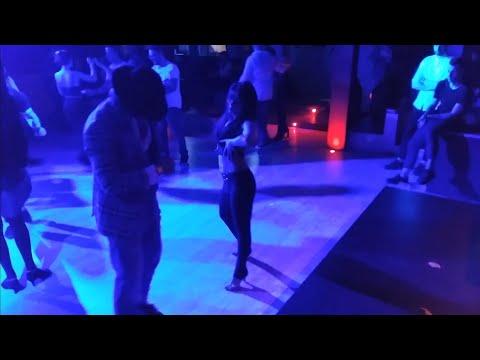 ANGELO J RITO y KIKA FEDERICA MARCHINI dancing BOOGALOO ASSASSINS No No No