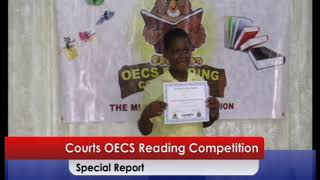 Courts OECS Reading Competition    Special Report