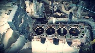 Anillada de motor de chevy 1.6lts | Luis Her