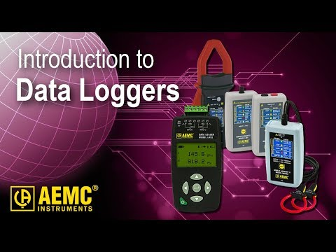 AEMC® - Introduction To Data Loggers