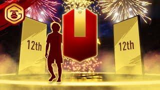 12TH IN THE WORLD FUT CHAMPIONS REWARDS & DIVISION 1 FUT RIVALS REWARDS   FIFA 19 ULTIMATE TEAM