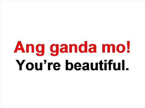 Filipino flirting phrases