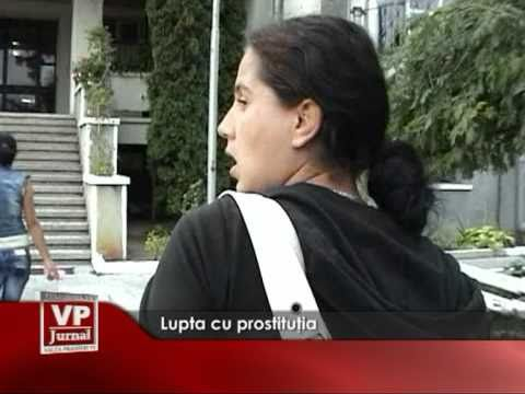 Lupta cu prostituţia