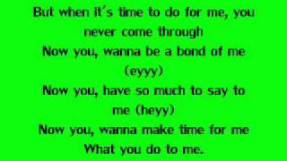 Alicia Keys- Karma Lyrics Video