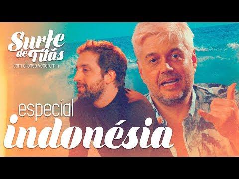 EPISÓDIO 1 - ESPECIAL INDONÉSIA