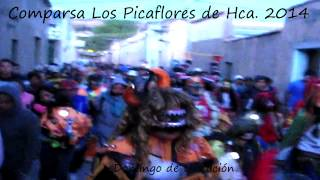 preview picture of video 'Comparsa Los Picaflores de Humahuaca - Jujuy'
