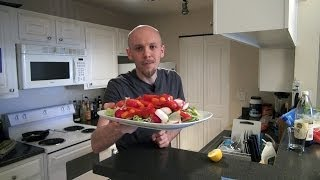 How To Eat Healthy - Create A Super Healthy Meal In 15 Minutes