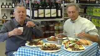 Cheap Eats TV Los Angeles: Papa Cristos-Greek Food