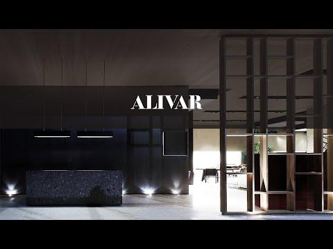 ALIVAR - Salone del Mobile 2019 - Italian furniture