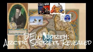Flat Earth -  The Real Reason For The Arctic Treaty At The North Pole