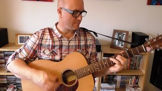 Little Queenie - Chuck Berry Cover - Jez Quayle Rock and Roll