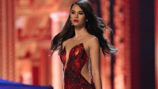 BEST MISS UNIVERSE OF ALL TIME [ CATRIONA GRAY 2018 ] All Q&A, All Her Scenes Plus Off-Stage Dancing