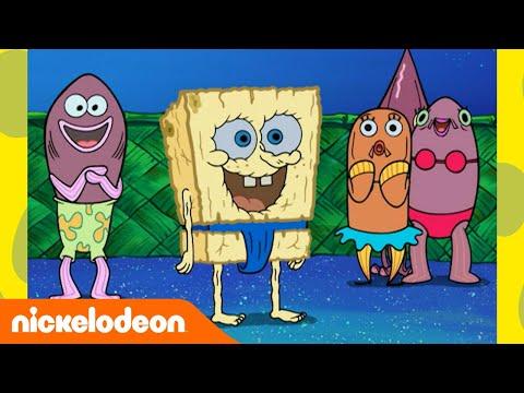 20 anecdotes sur Bob l'éponge | Un bronzage à la Bob | Nickelodeon France
