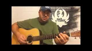 Long Black Veil - Hank Williams Jr. Cover by Faron Hamblin