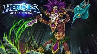 Сбился паучий прицел - Лига героев в Heroes of the Storm