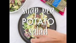 Snap Pea Potato Salad