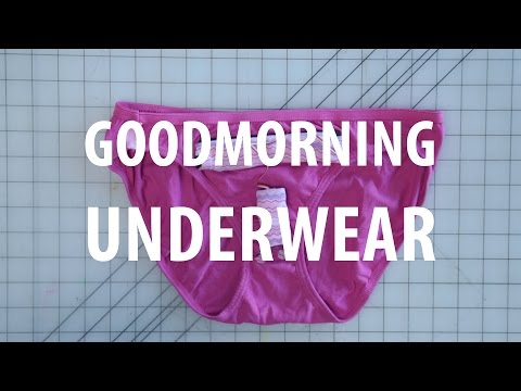How To Make Vibrating Alarm Clock Underwear Boing Boing