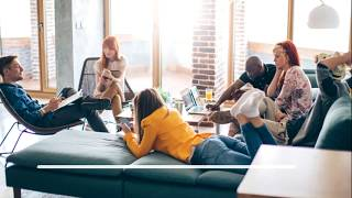 Why Coliving? Live, work and play with like-minded people.