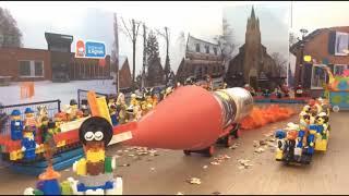 Basisschool Sint Agnes houdt digitale  carnavalsoptocht