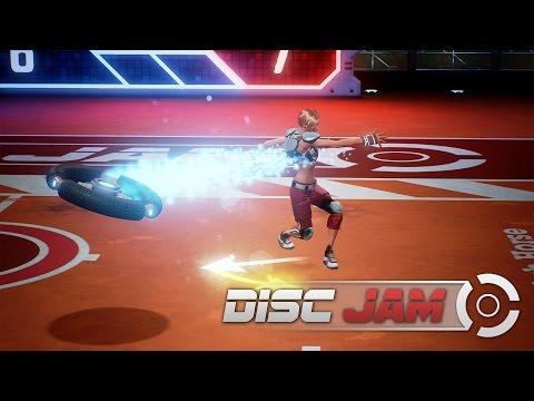 Disc Jam Release Trailer thumbnail